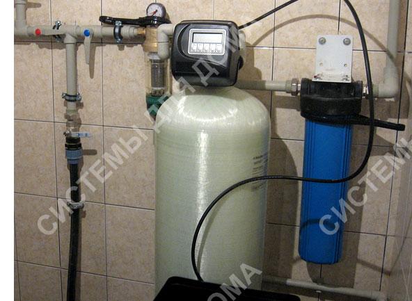 Очистка воды из скважины Какой фильтр лучше и какая